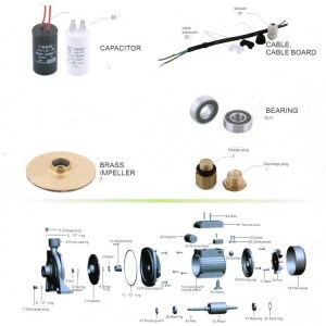 Pumps parts and accessories - Water Pumps Now