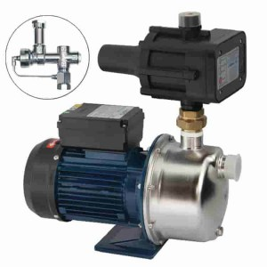 Rain to mains domestic pressure pump systems - Water Pumps Now