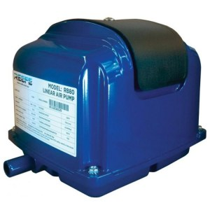 aquaculture and wastewater aeration air pumps - Water Pumps Now