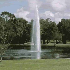 Municipal fountain pumps for lake or dam - Water Pumps Now