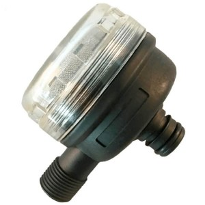 Escaping Outdoors 12v water pump 12mm bsp pump strainer