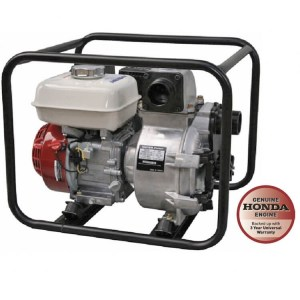 Honda GX160 2 inch trash pump w roll frame MH020T Water Pumps Now