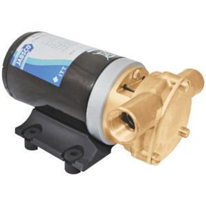 Jabsco J40-110 12v water puppy pump  commercial bilge and deckwash pump -Water-Pumps Now