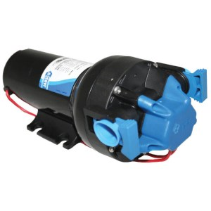 Jabsco water pump 12v ParMax 6 marine grade freshwater pressure pump - Water Pumps Now