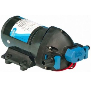 Jabsco water pump 12v Parmax 3.5 caravan pump - Water Pumps Now