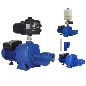 Reefe EJP200E heavy duty pressure pump with 3 pump options