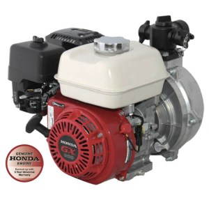 Reefe GX200 Honda engine single impeller fire fighting water pump - Water Pumps Now