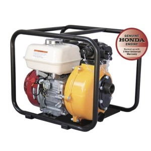 Reefe-Honda GX200 engine twin impeller fire fighting water pump - Water Pumps Now