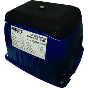 Reefe RB100 pond aeration linear air pump - Water Pumps Now