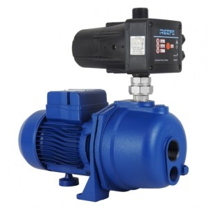 Reefe RDW100E self priming deep well pressure pump with controller