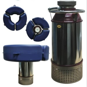 Reefe RFA240 series floating dam aeration pump - Water Pumps Now