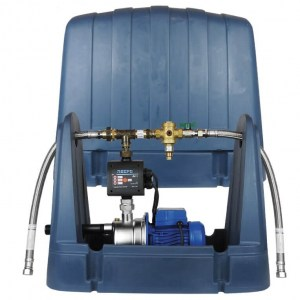 Reefe RM7000-3 external rain to mains water pump system - Water Pumps Now