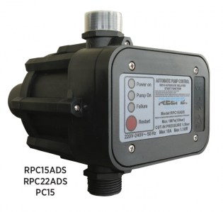 Reefe RPC15ADS water pressure pump controller - Water Pumps Now
