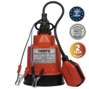 Reefe RSE24V solar DC powered submersible sump pump - Water Pumps Now