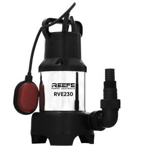 Reefe RVE230 vortex submersible sump pit drainage water pump - Water Pumps Now