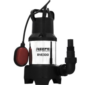 Reefe RVE300 submersible vortex sump drainage stormwater water pump - Water Pumps Now