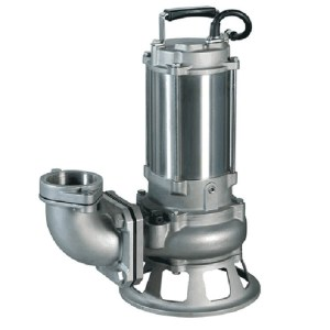 Reefe SSC150-3 phase industrial grade 316 stainless steel corrosive aggressive chemical cutter pump - Water Pumps Now