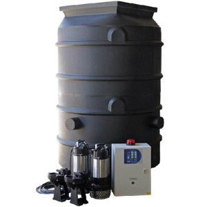 Reefe poly packaged pump station and pump systems - Water Pumps Now