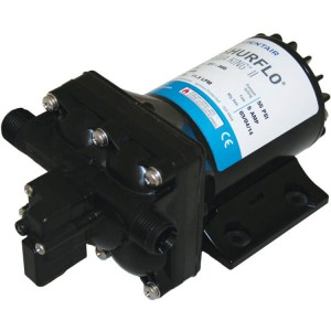 Shurflo Fresh 3 Aquaking 2 24V 11.3LPM caravan marine freshwater pressure pump - Water Pumps Now